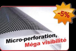 Numeri-print promo micro-perforation